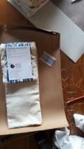 enballage des coussins