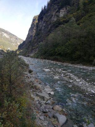 rivière Calancasca